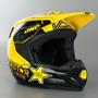 Casco Fox V1 Rockstar Adulto Motocross Enduro
