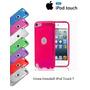 Forro Silicon Ipod Touch 5 Estuche Goma Suave 5g