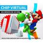 Chip Wii Nintendo Virtual 5 Sorpresas 15 Min Sabana Grande