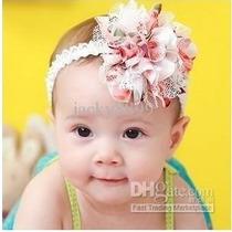 Hermosos Cintillos Para Bebes Y Niñas