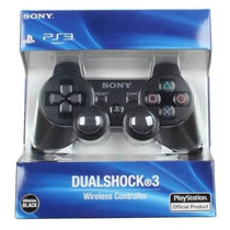 Control Sony Playstation 3 Ps3 Nuevo Original Dualshock3