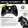 Control Xbox 360 Inalambrico Somos Nuevos Punto De Venta