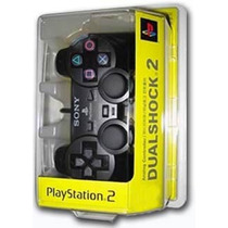 Control Nuevo Playstation Ps1 Ps2 En Blister Sony Dual Shock