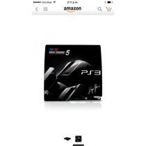 Carcaza, Skin De Ps3 Gran Turismo 5 Edición Limitada. Nuevo
