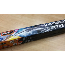 Cepillos Limpia Parabrisas Universal, 550mm - 22
