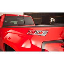Etiquetas/calcomanias Z71 Para Camionetas Chevrolet (par)