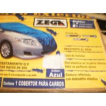 Forro Cobertor,exterior, Carros, Talla M, Zega,azul