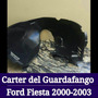 Carter Del Guardafango Derecho Ford Fiesta 2000-2003