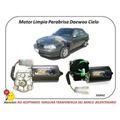 Motor Limpia Parabrisa Daewoo Cielo - Envio Gratis
