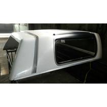 Cabina Future En Fibra De Vidrio Para Pickup
