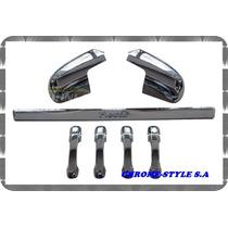Ford Fiesta Power Kit Cromado Manillas, Espejos ,platina