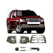 Kit Cromado Espejos Manillas Ford Explorer-2006-2008