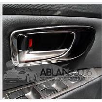 Aros Cromados Manillas Internas Mazda 3