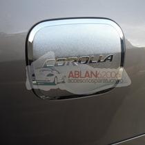 Tapa Gasolina Cromada Toyota Corolla New Sensation Importada