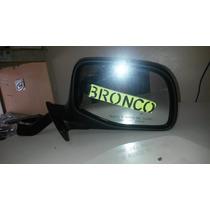 Retrovisor De Bronco Cromado