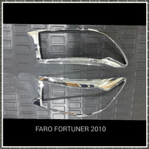 Kit Faro Cromados Fortunner 2010