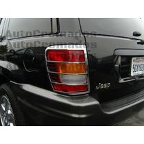 Rejillas Cromadas Stop Jeep Grand Cherokee 2004-2011 Laredo