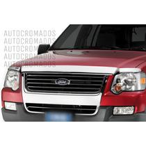 Deflector Capot Cromado Ford Explorer 2006