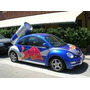 Kit Cromado New Beetle Red Bull