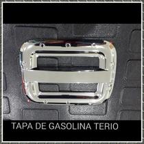 Tapa De Gasolina Cromada Terio