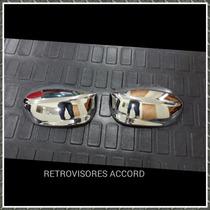 Retrovisores Cromados Accord