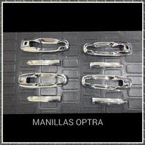 Manillas Cromadas Optra