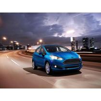 Faros Antiniebla Ford Fiesta Titanium 2014-2015 Originales