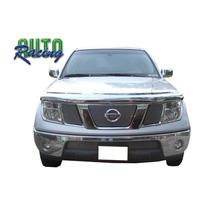 Deflector Cromado Nissan Frontier Solo Importada 2008-2012