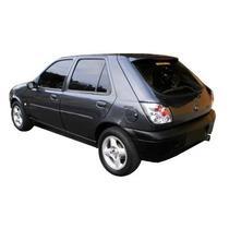 Kit Cromado Pilares Ford Fiesta Balita 1999 - 2002