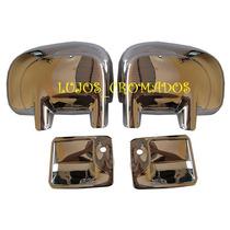 Ford Triton Kit Cromado Manillas Y Espejos