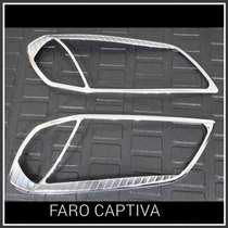 Faro Cromado Captiva