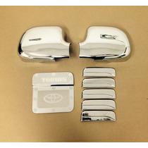 Kit Cromado Toyota Terios Nomada Completo