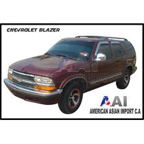 Cubre Espejos Para Chevrolet Blazer