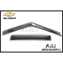 Deflector De Ventana Para Chevrolet Blazer