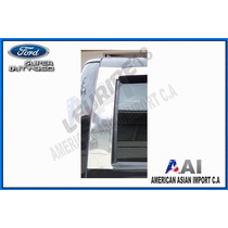 Pilares Cromados / Ford Superduty F350