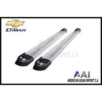 Estribos En Aluminio / Chevrolet Luv D