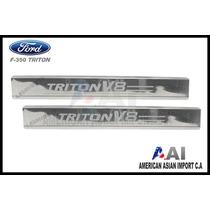 Posapies / Ford F-350 Triton