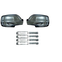 Kit Cromado Manillas Retrovisores Jeep Grand Cherokee 99-05