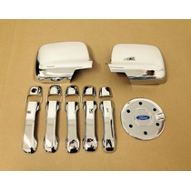 Kit Cromado De Sobre Poner Ford Ecosport