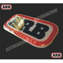 Emblema Sticker Arb 4x4 Alto Relieve Parachoque