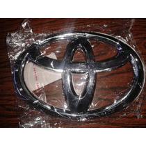 Emblema De Compuerta Toyota Fortuner 06-12 Corrola 09-13