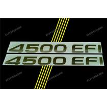 Calcomanias 4500 Efi Para Toyota Machito