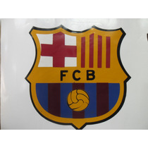 Calcomanias Sticker Barcelona Real Madrid Deportivo Tachira
