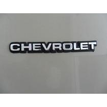 Emblema Maleta Letra Chevrolet Para Chevette 2 Y 4 Puertas