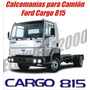 Calcomanias Para Camion Ford Cargo 815