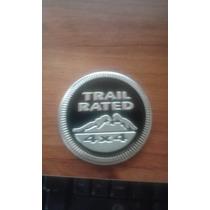 Emblema Trai Rated Jeep