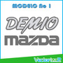 Kit Completo Calcomanias Mazda Demio Marca 3m V2