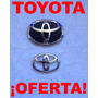 Emblemas Originales 100% Toyota Corolla 2003 / 2014 Oferta