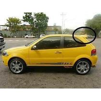 Spoiler De Fiat 1.8 R Modelo Original En Negro O Gris Oscuro