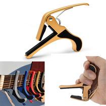 Capo Traste De Pinza Para Guitarra Clasica- Acustica-electr